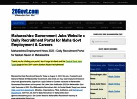 Maharashtra.20govt.com thumbnail