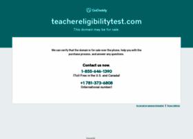 Maharashtra.teachereligibilitytest.com thumbnail