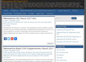 Maharashtrahscresult2016.in thumbnail