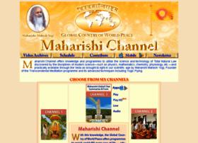 Maharishichannel.in thumbnail