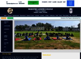Mahatmagandhicollegelalpur.ac.in thumbnail