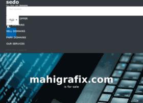 Mahigrafix.com thumbnail