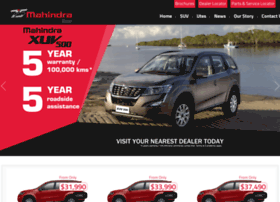 Mahindra.co.nz thumbnail