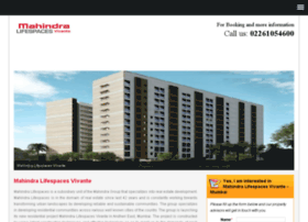 Mahindralifespacesvivante.co.in thumbnail