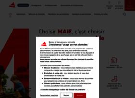 Maif.fr thumbnail