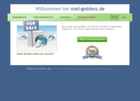 Mail-goddess.de thumbnail