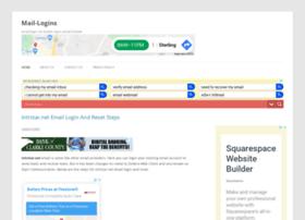 Mail-logins.net thumbnail