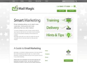 Mail-magic.co.uk thumbnail