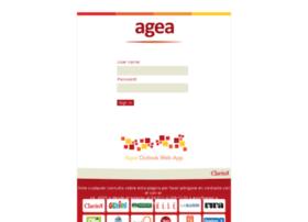 Mail.agea.com.ar thumbnail