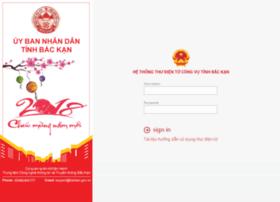 Mail.backan.gov.vn thumbnail