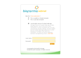 Mail.biofarma.co.id thumbnail