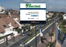 Mail.blancmesnil.fr thumbnail