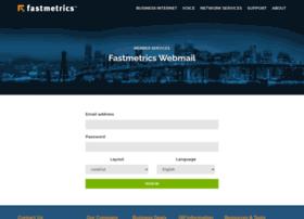 Mail.fastmetrics.com thumbnail