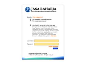 Mail.jasaraharja.co.id thumbnail