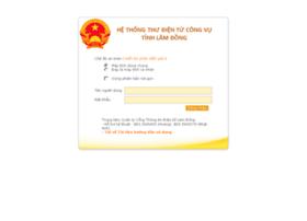 Mail.lamdong.gov.vn thumbnail