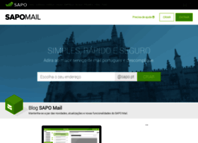 Mail.sapo.pt thumbnail