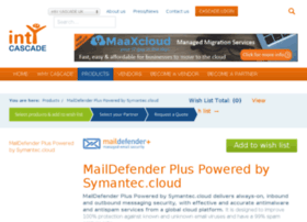 Maildefender.net thumbnail