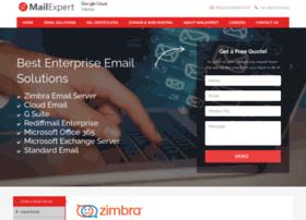 Mailexpert.net thumbnail