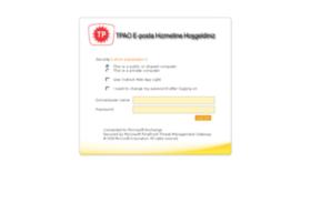 Mailhost.tpao.gov.tr thumbnail