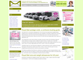 Mailingbags.co.uk thumbnail