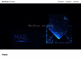Mailprep.net thumbnail