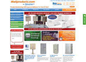 Mailproducts.com thumbnail