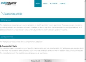 Mailspike.net thumbnail