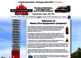 Mainefire.net thumbnail