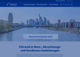 Mainova-servicedienste.de thumbnail