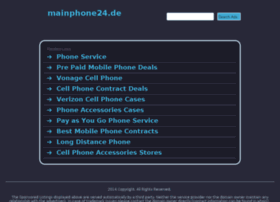 Mainphone24.de thumbnail