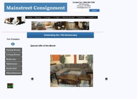 Mainstreetconsignment.net thumbnail