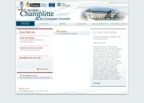 Mairie-champlitte.fr thumbnail