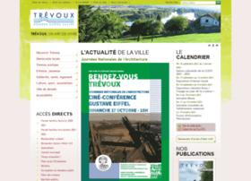 Mairie-trevoux.fr thumbnail
