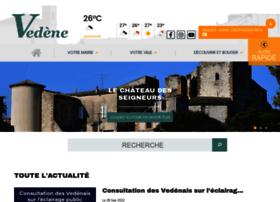 Mairie-vedene.fr thumbnail