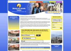 Maison-de-retraite-toulon.fr thumbnail
