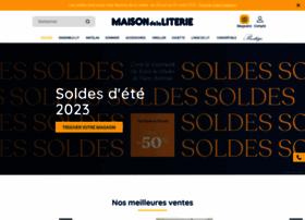 Maisondelaliterie.fr thumbnail