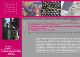 Maisondesartisansdart-41.fr thumbnail