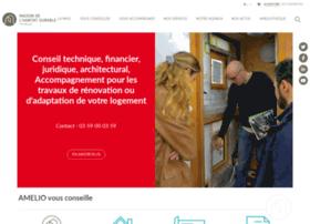 Maisonhabitatdurable-lillemetropole.fr thumbnail