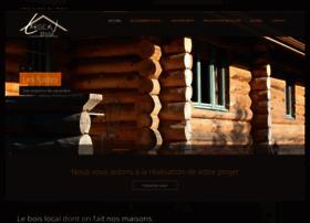 Maisons-bois-largeau.fr thumbnail