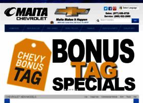 Maitachevrolet.com Thumbnail