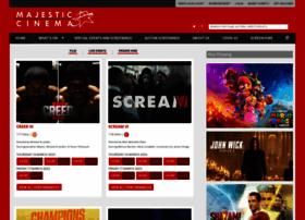 Majestic-cinema.co.uk thumbnail