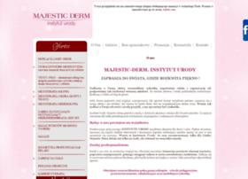 Majestic-derm.pl thumbnail