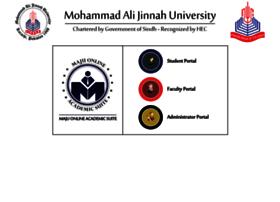 Majuonline.edu.pk thumbnail