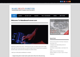 Makebeatsforever.com thumbnail