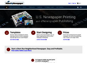 Makemynewspaper.com thumbnail