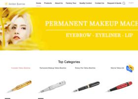 Makeup-tattoomachine.com thumbnail