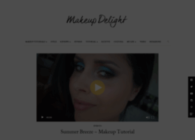 Makeupdelight.com thumbnail