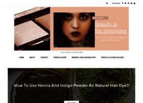 Makeupholicworld.com thumbnail