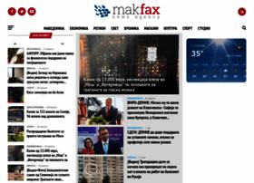 Makfax.com.mk thumbnail