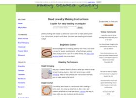 Making-beaded-jewelry.com thumbnail